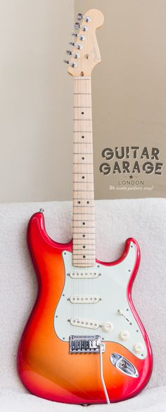 2011 Fender American Deluxe Stratocaster S1