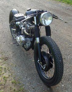1968 Triumph Bonneville Bobber