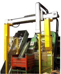 A14 ALFIO ROBOT, ITALIANA ROBOT. Nakládací / vykládací přepravní stroj Robot, Robots