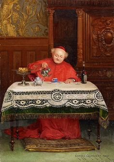 The Cardinal (Georges Croegaert)