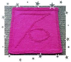 Capricorn Zodiac Symbols, Capricorn, Squares, Knitting Patterns, Blanket, Crochet, How To Make, Bags, Handbags