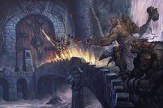 Defending the Bridge by caiomm on DeviantArt