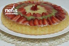 Tart Yaş Pasta (Alman Usulü) Tarifi