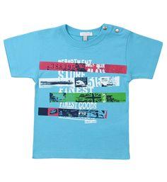 Tee-shirt en jersey imprimé lettrage