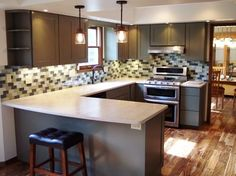 DIY, low budget, kitchen remodel | My projects completed | Pinterest