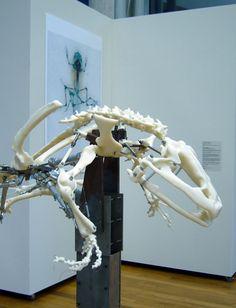 Роботическая инсталляция Artificial Mi(s)tosis, Луи-Филипп Демер, 2010