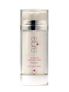 """This powerful skin-brightening cream dissolves melanin on the surface of the skin for faster, quicker brightening results. """"My patients are seeing their hyperpigmentation fade within four weeks,"""" says dermatologist Leslie Baumann, who served on Elure's advisory board."""
