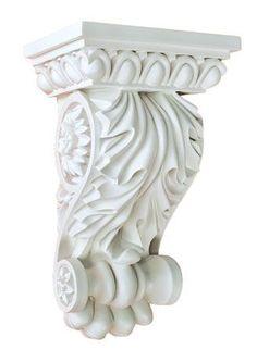 "8-1/8""H X4-7/8""W X 3-7/16""Proj - Washita Short Decorative Corbels | Corbel Place www.stella-stroy-dv.ru"