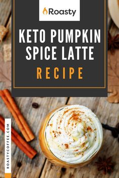 Wait, what?! Did you know you could make your favorite fall drink into something healthy?! We will let you in on the secret so stay with us and trust the process of this recipe. Enjoy the season while still sticking to your keto lifestyle! // coffee // recipe coffee // diy coffee // recipes with coffee // coffee recipes // at home coffee recipes // delicious coffee // Easy Coffee, Coffee Ideas, Coffee Coffee, Pumpkin Spiced Latte Recipe, Pumpkin Spice Latte, Yummy Drinks, Yummy Food, Almond Milk Coffee, Make Your Own Coffee