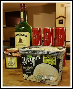 Robyn's Hobbies: Cooking, Gardening & More!: Whiskey Wednesday: Jameson & Coke Float