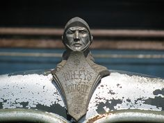 Willys Knight Hood Ornament