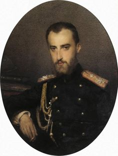 Grand Duke Nicholas Mikhailovich of Russia (1859-1919)
