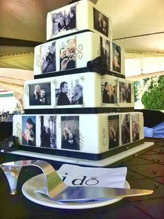 OMG I LOVE this cake idea!!! Hmmmm.....