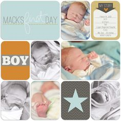 .creating my life.: {MACK'S BABY ALBUM}