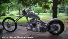 triumph choppers, triumph chopper, triumph bobbers, choppers and