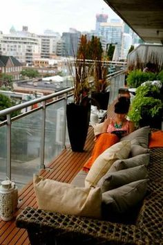 Condo Patio Design Ideas, Pictures, Remodel, And Decor   Page 2