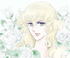 Image uploaded by Lady Oscar. Find images and videos about text, lady oscar and rose of versailles on We Heart It - the app to get lost in what you love. Lady Oscar, Light And Shadow, White Roses, Manga Anime, Aurora Sleeping Beauty, December, Fan Art, Animation, Painting