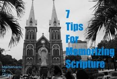 Maid Servants of Christ | 7 Tips for Helping Kids Memorize Scripture