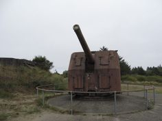 Fort Stevens, Columbia River, Oregon-Some say haunted! Oregon Tourism, Most Haunted Places, Oregon Washington, Columbia River, Secret Places, Oregon Coast, Forts, Bunker, Abandoned Places