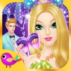Download IPA / APK of Party Salon  Girls Makeup & Dressup Games for Free - http://ipapkfree.download/4513/