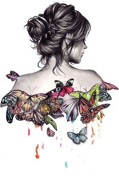 Butterfly Effect by Kate Louise Powell