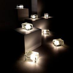 Block Lamps | Harri Koskinen