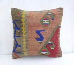 Original Ethnic Kilim Pillow Cover