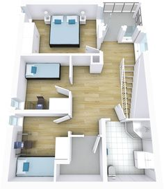 3d floorplan would make great content for a nimblepitch interactive map http - Home Map Design