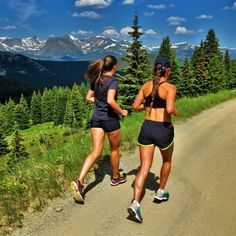 Workout Tips : Running with a friend is the best therapy. - All Fitness Sport Motivation, Fitness Motivation, Fitness Goals, Health Fitness, Daily Motivation, Fitness Workouts, Sport Fitness, Workout Tips, Triathlon