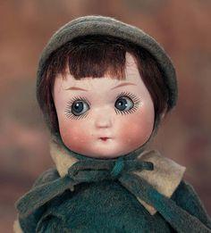 Bisque Googly Elisabeth ,by Gebruder Heubach