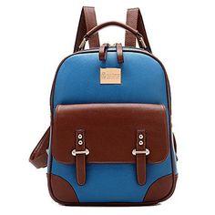 Tinksky® New Arrival Korean Fashion Bag Vintage Backpack College Students School #Tinksky #Backpack