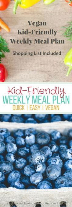 Dairy-Free Weekly Meal Plan, making your life easier and giving you more time. You'll feel healthy, organized, inspired, and determined! Easy Healthy Recipes, Baby Food Recipes, Vegan Recipes, Healthy Meals, Free Recipes, Healthy Life, Healthy Food, Healthy Living, Easy To Digest Foods