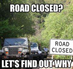 Jeep life!