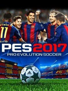 Juego JAR pro evolution soccer 2017 para celular