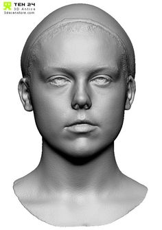 Buy and Sell 3D Scans Female 02 Neutral