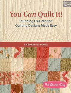 You Can Quilt It BookDeborah M. Poole