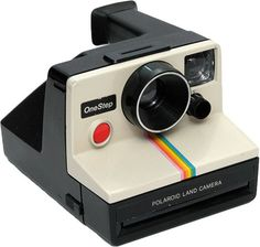 The OneStep is the most iconic Polaroid. You see these everywhere on photography pages all over the internet. Takes type film. Polaroid One Step, Polaroid Camera, School Memories, Best Memories, Cardboard Camera, Tell My Story, Those Were The Days, 90s Nostalgia, Oldies But Goodies