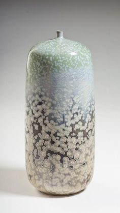 Robert Hessler | Crystalline glazed bottle