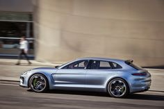 Porsche to take on Tesla with electric version of all-new model