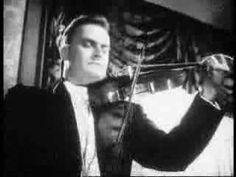 ▶ Yehudi Menuhin plays Brahms Hungarian Dance No. 5 - YouTube Brilliant, but too fast!