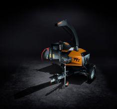 Broyeur sur tourelle diamètre 15 cm AXXO FÖRST TT6 Racing, Car, Gun Turret, Running, Automobile, Auto Racing, Autos, Cars