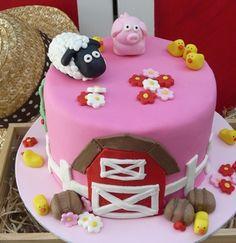 farm animal birthday party http://www.pomodorina.com.au/blog/?p=568#
