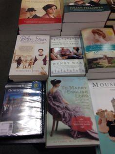 Downton Abbey type books!