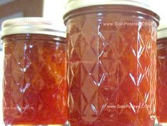 Orange mandarin and grapefruit jam - Augustin Kinde Grapefruit Jam, Jam Recipes, Cooking Recipes, Homemade Jelly, Fruit Preserves, Jam And Jelly, Pan Dulce, Recipe For Mom, Best Dishes