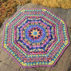 Star of The Seas DK Blanket