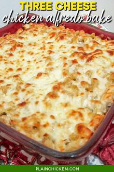 Baked Chicken, Chicken Recipes, Chicken Eggs, Garlic Chicken, Baked Pasta Recipes, Pasta Dishes, Food Dishes, Main Dishes