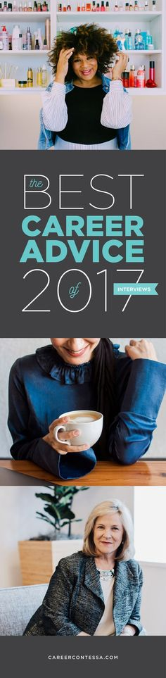 In celebration of the New Year, we're rounding up the best advice, interviews, and insight we read last year. The money, career, and life advice you just have to read. | Carer Contessa