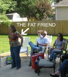 """she is one of my favorite bloggers """"I'm The Fat Friend"""" Real, raw, and touching. @Meredith Soleau"""
