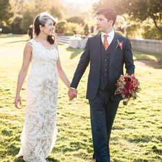 A Kohl Mansion Wedding in Burlingame, California