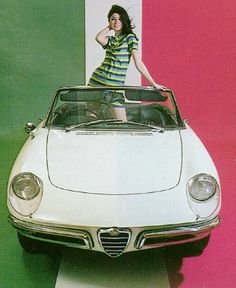 #Alfa #Romeo don't try this whilst driving!